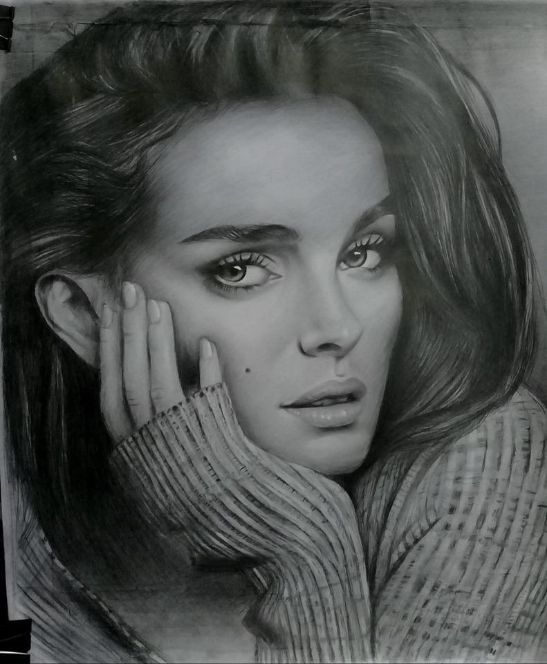 Natalie Portman by jeshua7
